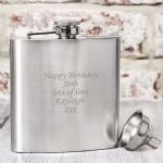 Personalised Hip Flasks